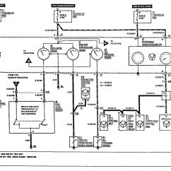 Lambretta Wiring Diagram With Indicators International Truck Codes Mercedes Benz 300ce 1990 1991 Diagrams