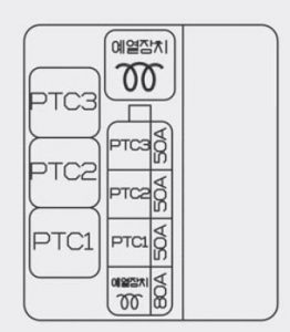 2013 Hyundai Accent Fuse Diagram