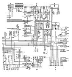 mercedes benz 300e 1992 1993 wiring diagrams hvac controls [ 1579 x 1636 Pixel ]