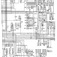 W124 500e Wiring Diagram One Wire Zip Arduino Mercedes Benz 1992 1993 Diagrams