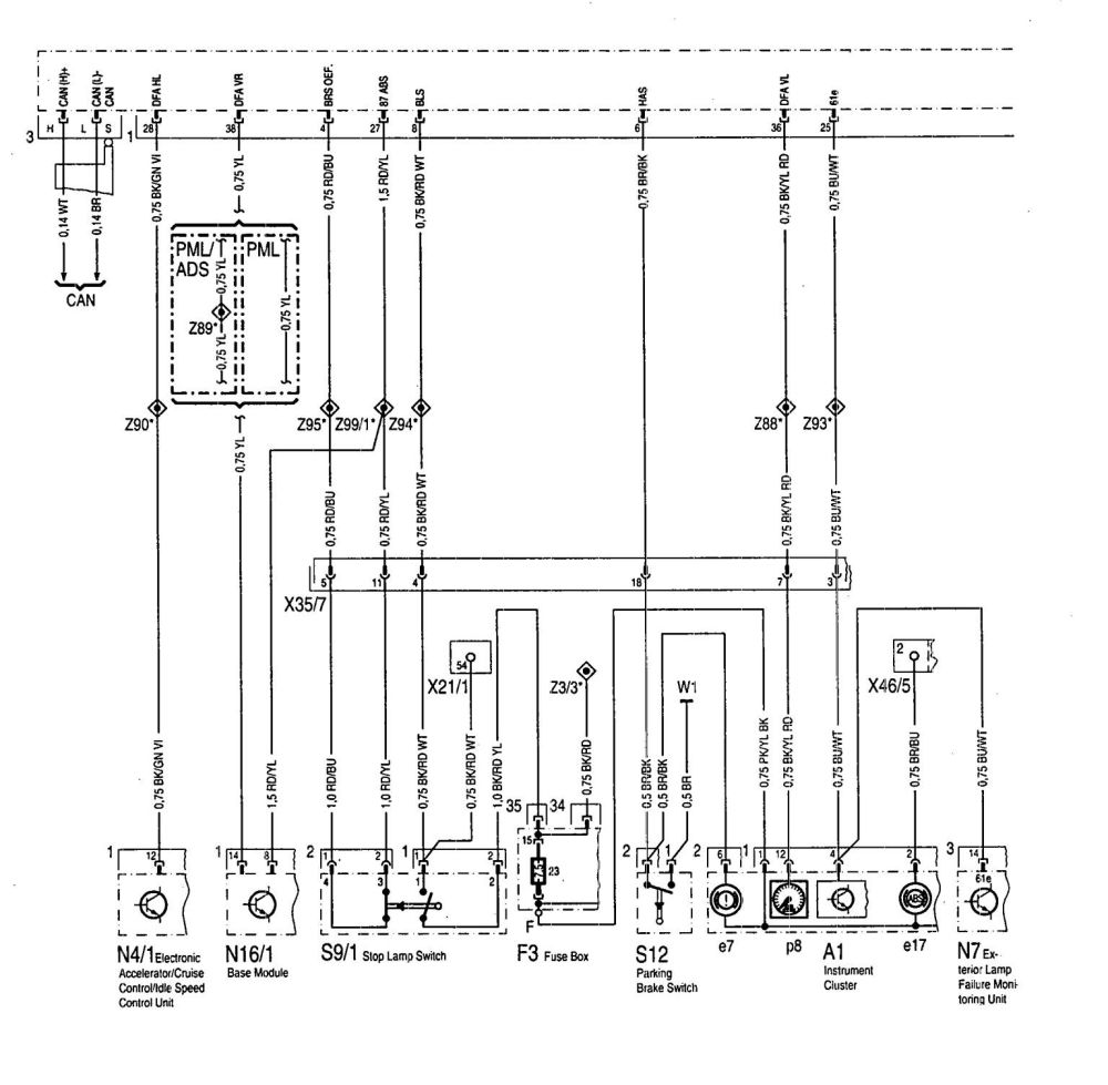 medium resolution of citroen c8 abs wiring diagram wiring library rh 63 codingcommunity de citroen c5 wiring diagram index