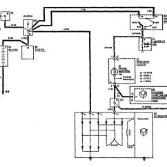 Car Charging System Wiring Diagram Lutron 3 Way Dimmer Mercedes Benz 420sel 1990 1991 Diagrams