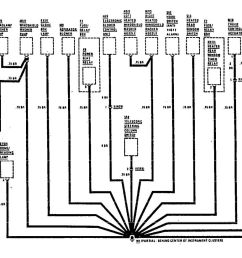 mercedes benz 300se wiring diagram ground distribution part 2  [ 1134 x 823 Pixel ]