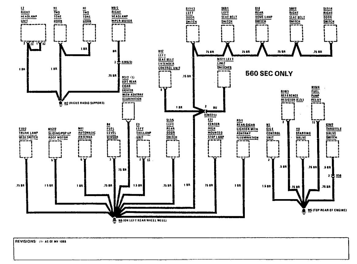Mercedes Benz 420sel Engine Diagram • Wiring Diagram For Free