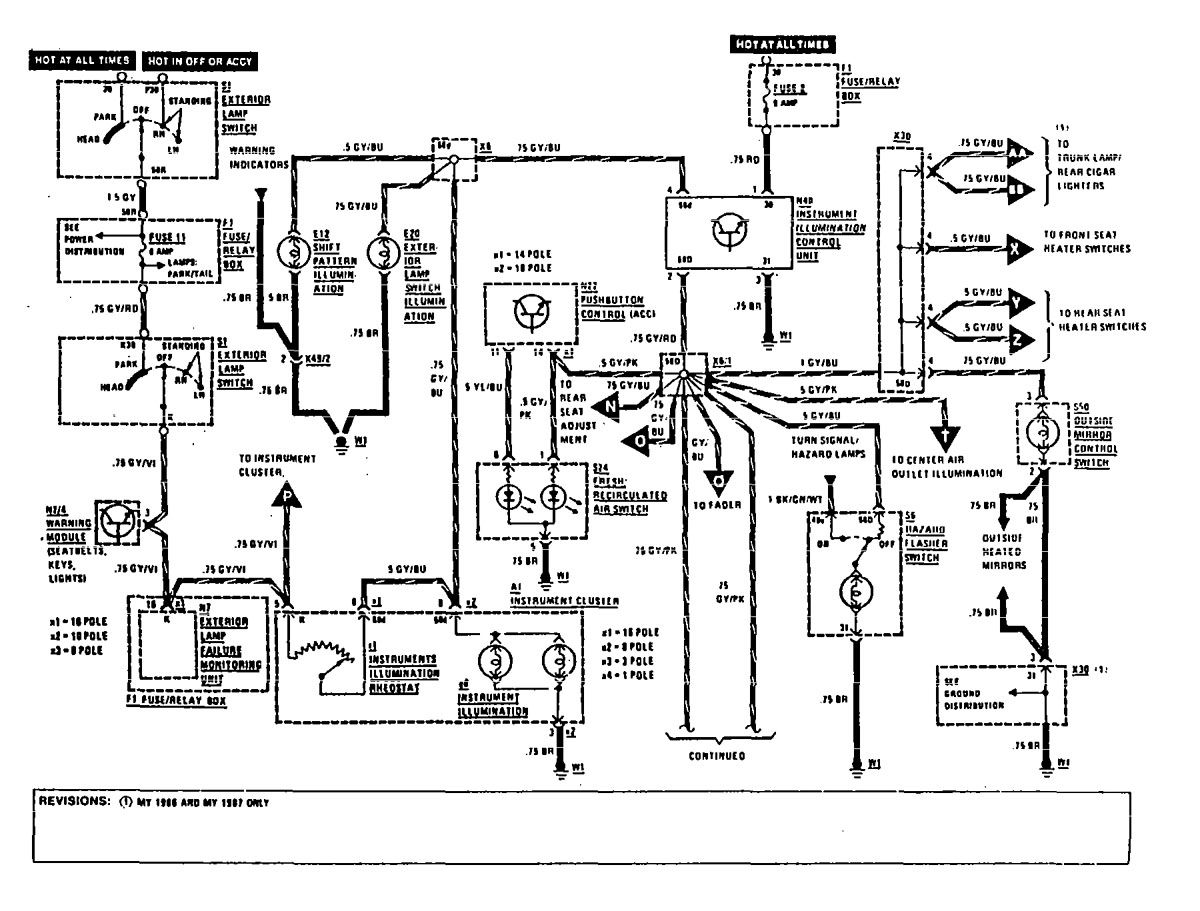 Nice mercedes 240d wiring diagram images electrical circuit