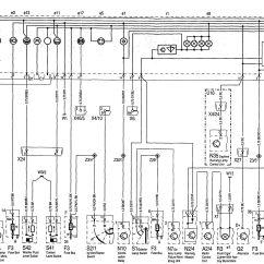 W124 500e Wiring Diagram 2007 Ford Focus Radio Mercedes Benz 500sel 1992 1993 Diagrams