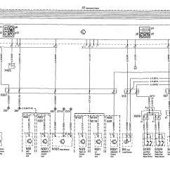 W124 500e Wiring Diagram Ford V6 Distributor Mercedes Benz 500sel 1992 1993 Diagrams