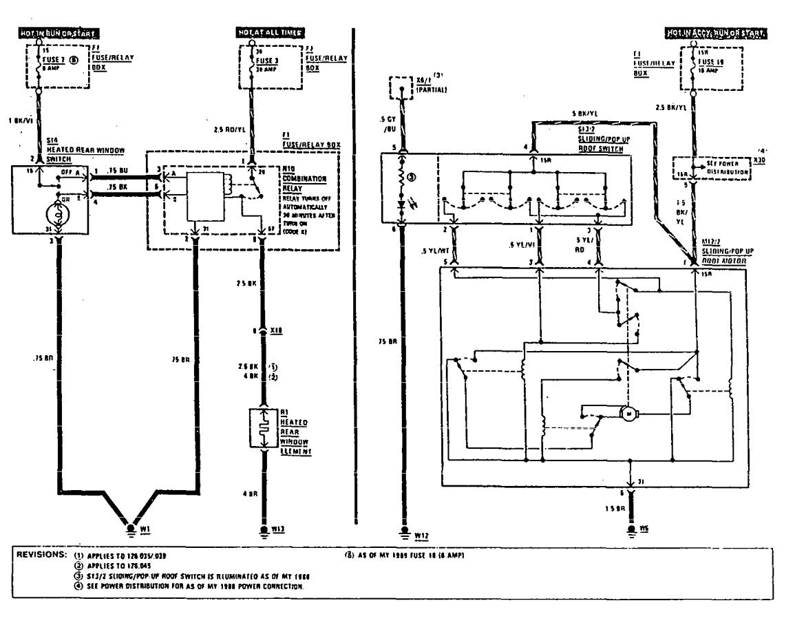 1990 Mercedes Benz 560sel Wire Diagram • Wiring Diagram