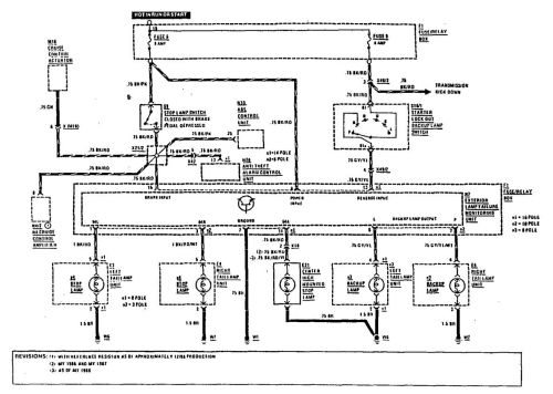 small resolution of wiring diagram mercedes benz 420sel electrical wiring diagram