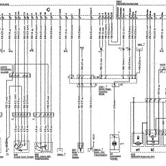 1995 Mercedes Sl500 Wiring Diagram Porsche 964 Radio Benz 500sl 1990 1992 Diagrams Abs