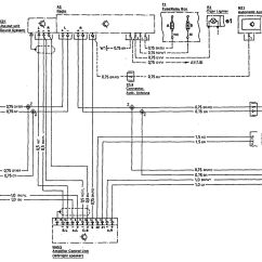 Mercedes Wiring Diagram Auto Rod Controls 3720 Benz 300sl 1990 1993 Diagrams