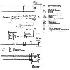 Mercedes Benz Radio Wiring Diagram Kohler Magnum 20 Hp 04 C230  For
