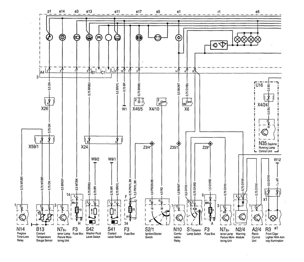 medium resolution of 300sd fuse box wiring diagram ram fuse box 1985 mercedes benz fuse box