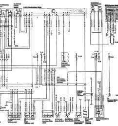 mercedes benz 500sl 1993 wiring diagrams interior 1993 corvette battery wiring diagram 1993 corvette ccm [ 1859 x 1408 Pixel ]