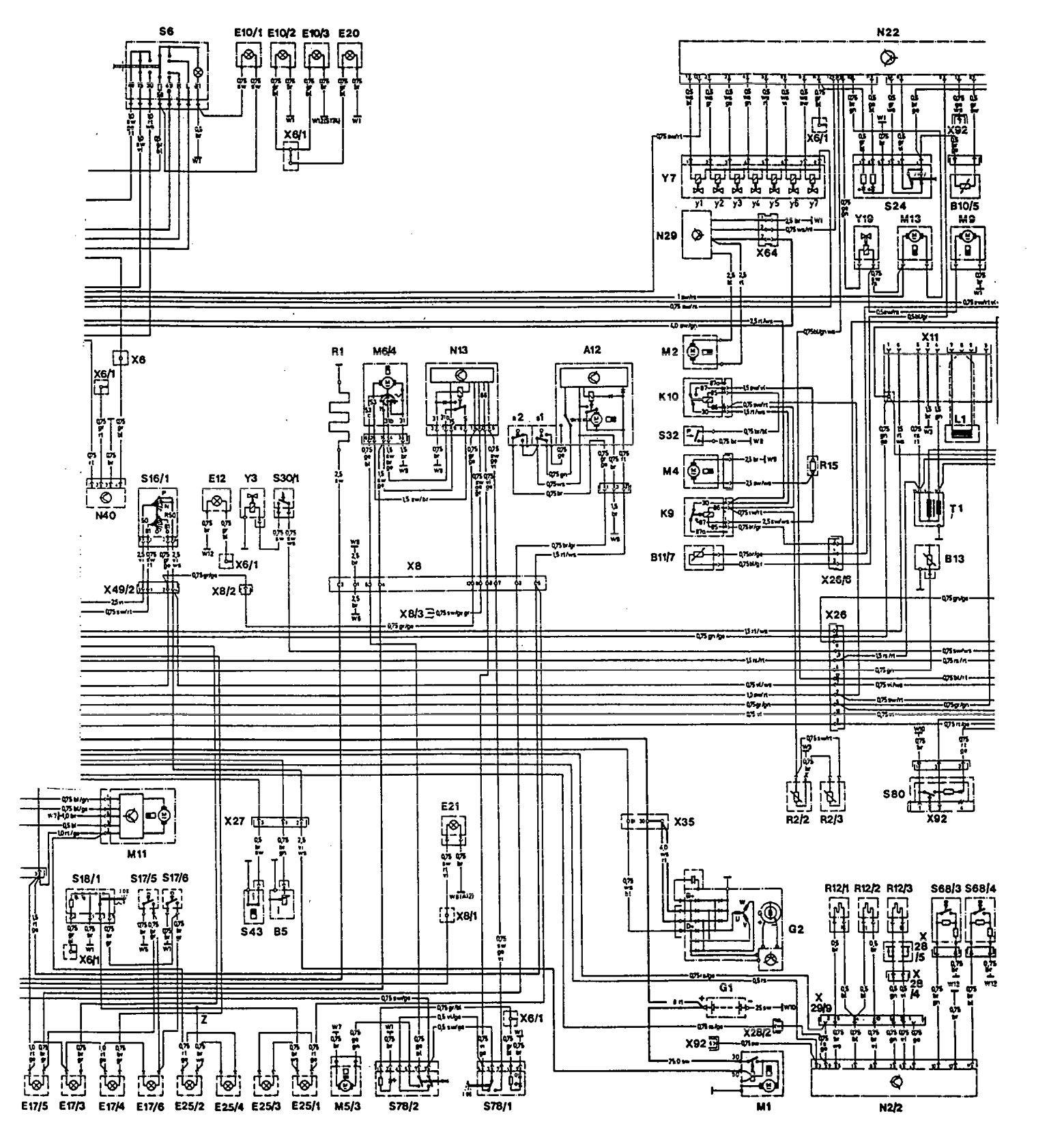 Bmw Wd 120 Wiring Diagram System Electrical Diagram