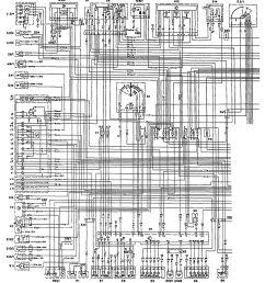 mercedes benz 300te wiring diagram fuel controls part 1  [ 1497 x 1678 Pixel ]