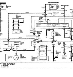 mercedes benz 420sel wiring diagram fuel controls part 1  [ 1493 x 997 Pixel ]