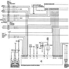 Mercedes Sl500 Wiring Diagram Gfs Surf 90 Benz 500sl 1990 1993 Diagrams Fuel Controls Part 1
