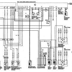 Mercedes Sl500 Wiring Diagram 2000 Honda Civic Ex Benz 500sl 1990 1993 Diagrams Fuel Controls Part 3