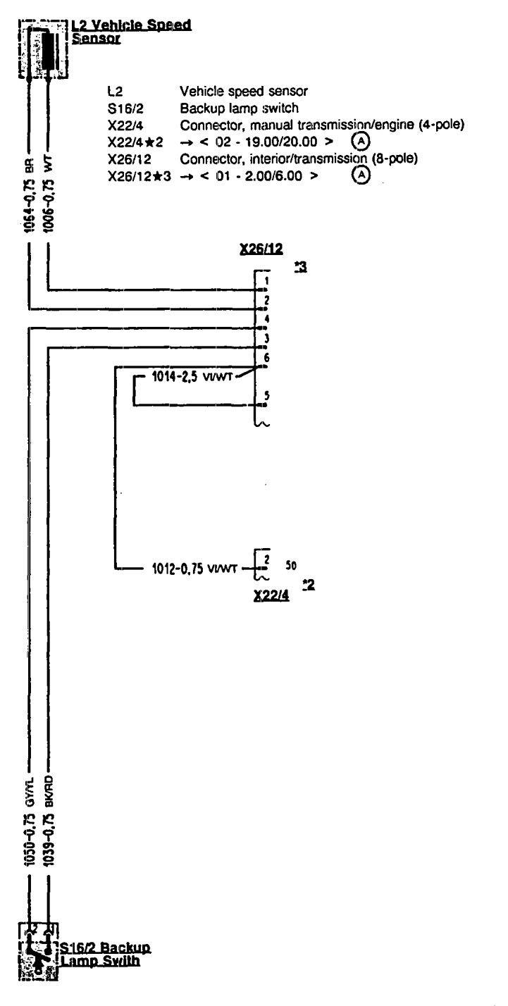 mercedes sl500 wiring diagram lincoln 225 welder benz 500sl 1990 1993 diagrams transmission controls