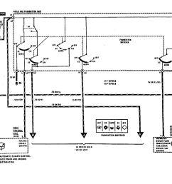 mercedes benz 560sec wiring diagram hvac controls part 1  [ 1493 x 896 Pixel ]