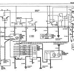 mercedes benz 560sec wiring diagram hvac controls part 2  [ 1493 x 980 Pixel ]