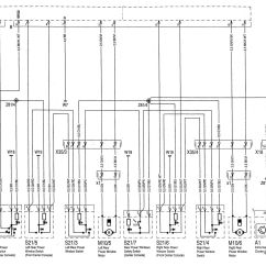1995 Mercedes Sl500 Wiring Diagram Medial Lower Leg Muscles E320 Harness Replacement