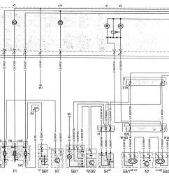 mercedes benz c220 wiring diagram instrumentation part 1  [ 1814 x 1383 Pixel ]