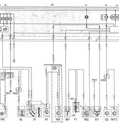 mercedes benz c220 wiring diagram instrumentation part 2  [ 1856 x 1416 Pixel ]