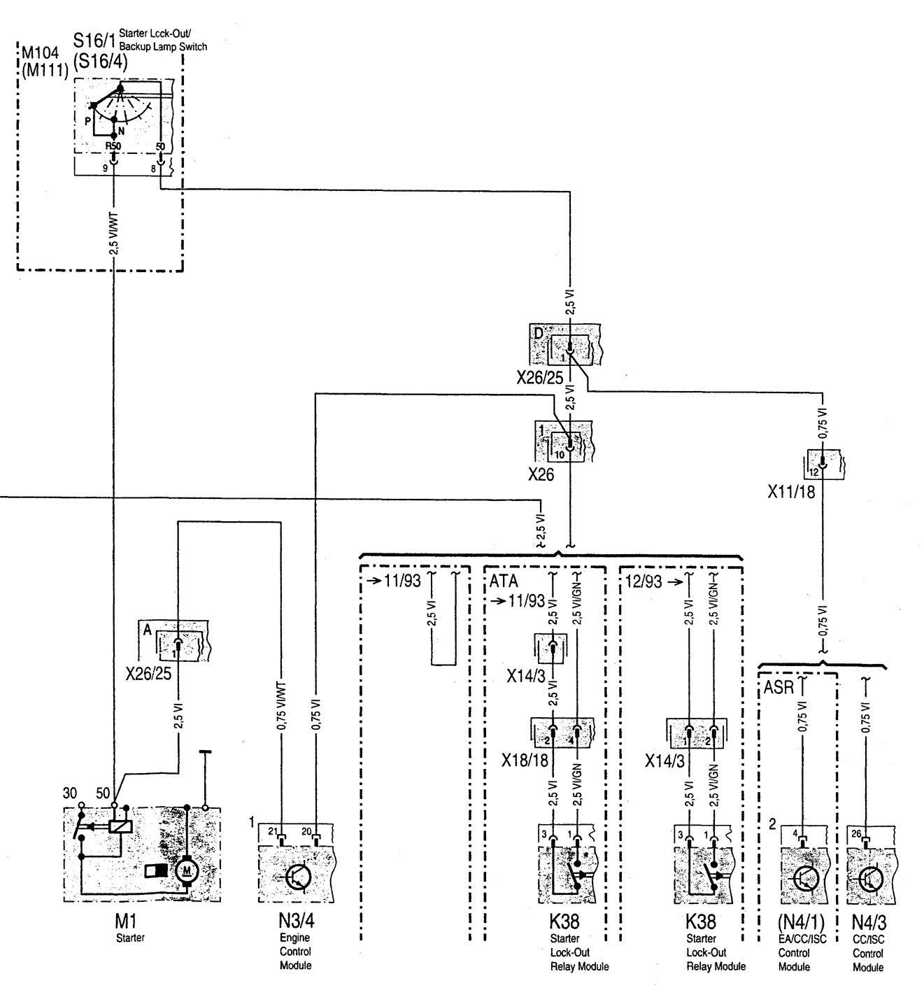 hight resolution of  mercedes benz c220 wiring diagram interior lighting part 6