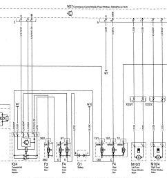 mercedes benz c220 wiring diagram power windows part 2  [ 1885 x 1440 Pixel ]