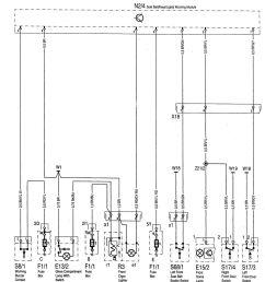 mercedes benz c220 wiring diagram seat belt warning [ 1291 x 1463 Pixel ]
