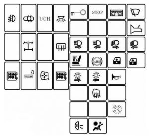 Dacia Duster – fuse box diagram  CARKNOWLEDGE