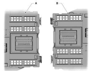 Ford Mondeo MK4 (20082007 – 03022008) – fuse box