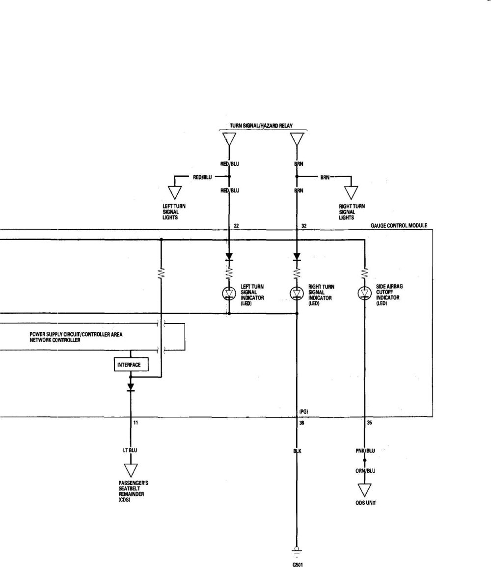medium resolution of honda accord wiring diagram instrumentation part 6