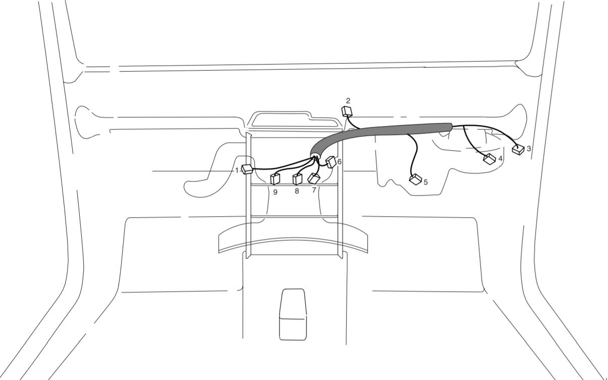 hight resolution of daewoo korando u2013 fuse box diagram carknowledgedaewoo korando u2013 fuse box diagram u2013
