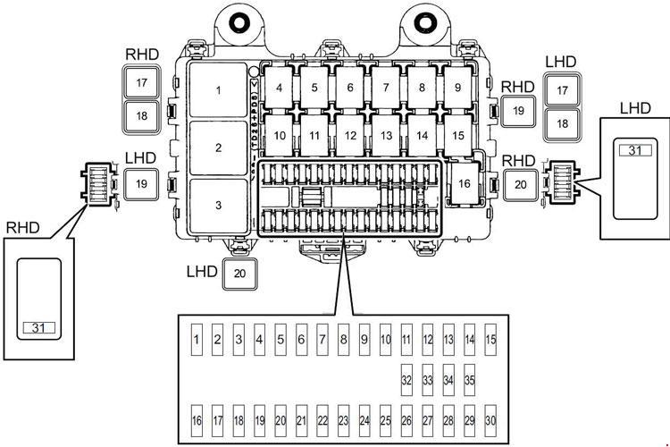 Engine Room Main Wirecar Wiring Diagram