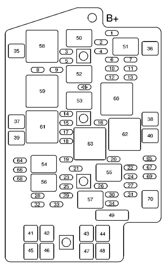[DIAGRAM] 2001 Pontiac Aztek Engine Diagram FULL Version