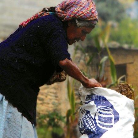 Oaxaca-Woman