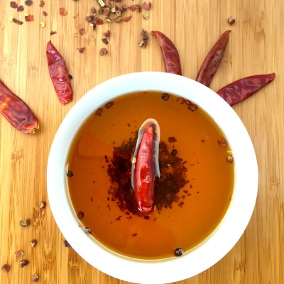 How to Make Your Own Chili Oil