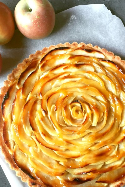 Family Memories and a Gorgeous French Apple Tart
