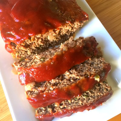 Carla's Iconic American Meatloaf