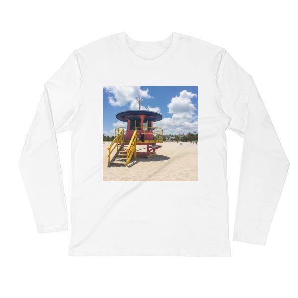 10th-street-lifeguard-tower-miami-long-sleeve-white