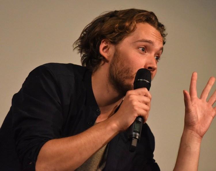 Toby Regbo - Convention Parigi (giugno 2018)