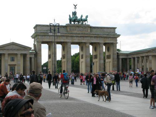 Porta de Brandenburg. (Foto: Carla Pedret)