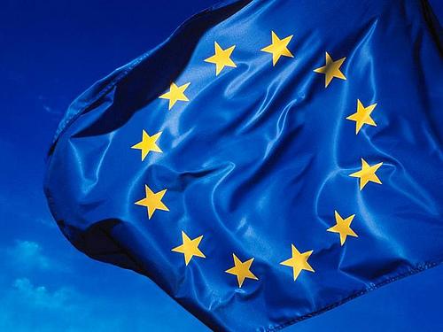 Bandera de la Unió Europea. (Foto: Rock Cohen)