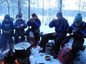 20151223 LAPLAND Trekking1_23