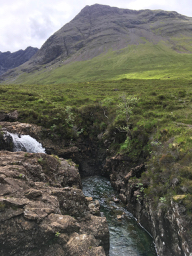 Cuillin hills