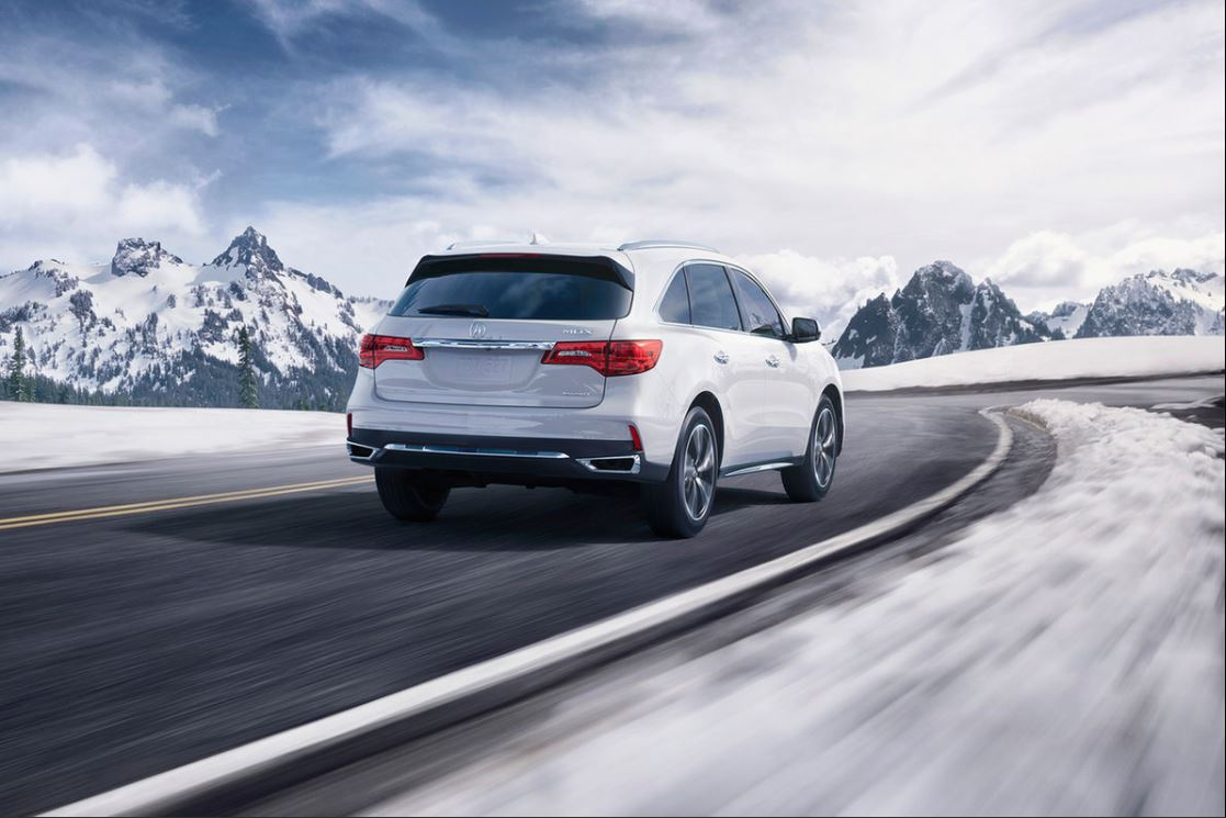 2017 Acura MDX  Lease Special at 459month with 0 down