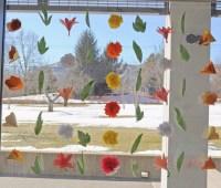 Spring Fling Window Garland | Carle Museum
